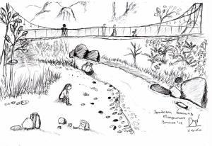 Jembatan Gantung Mangunan
