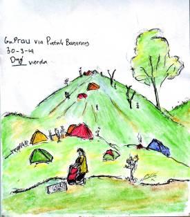 Camp Area Patak Banteng