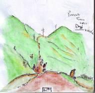 Puncak Gunung Prau 2565mdpl